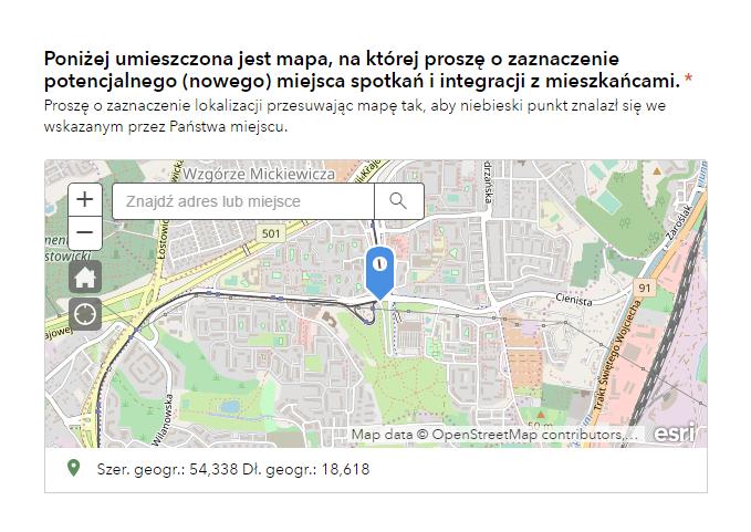 Ankieta: przestrzenie lokalne na gdańskim Chełmie
