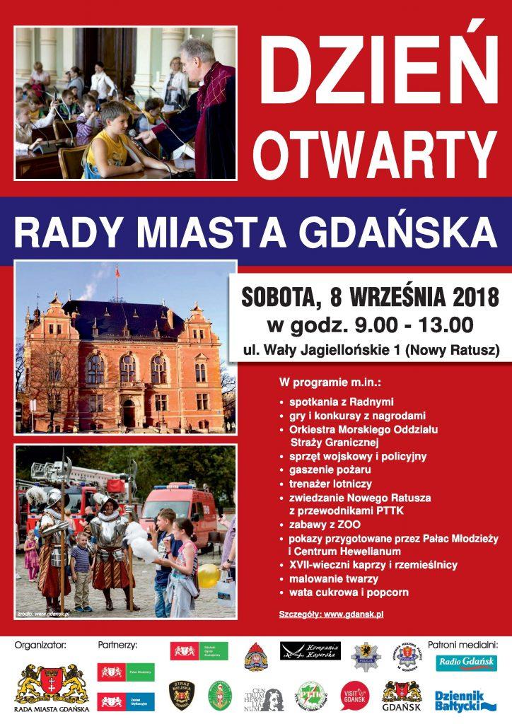 Dzień otwarty Rady Miasta Gdańska