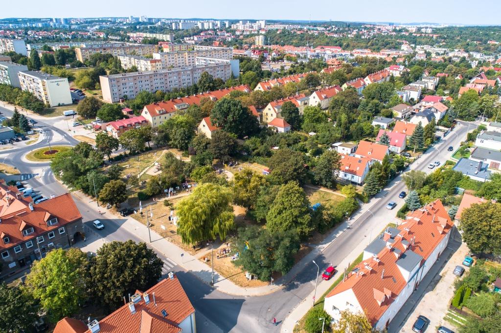 Rewitalizacja Placu przy ul.Styp-Rekowskiego