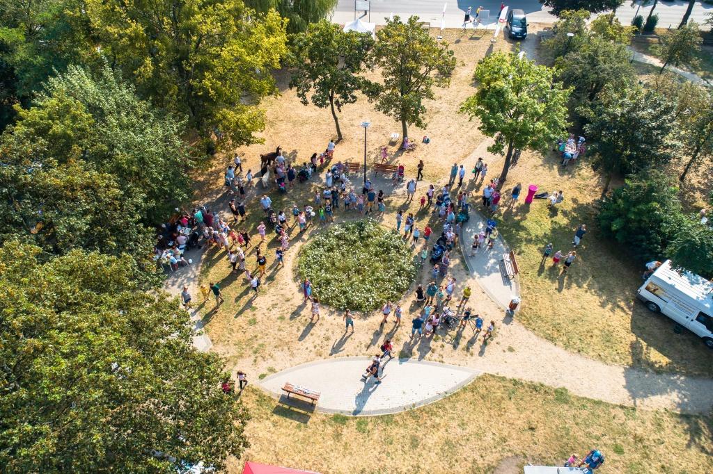 Fotorelacja z festynu sąsiedzkiego przy Pl.Styp-Rekowskiego