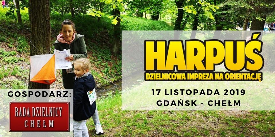 Harpuś - z mapą na Chełm!